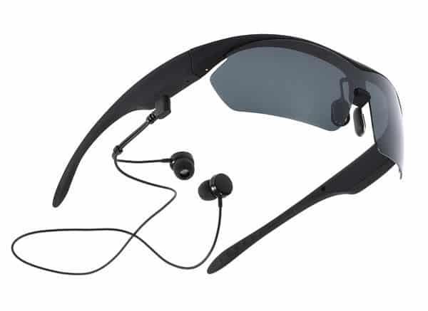 Солнцезащитные очки со встроенной BT-гарнитурой