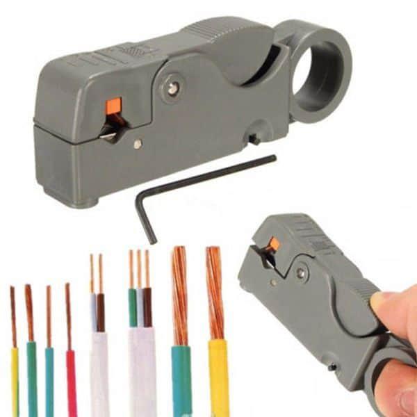Годный инструмент для снятия изоляции с проводов - стрипппер