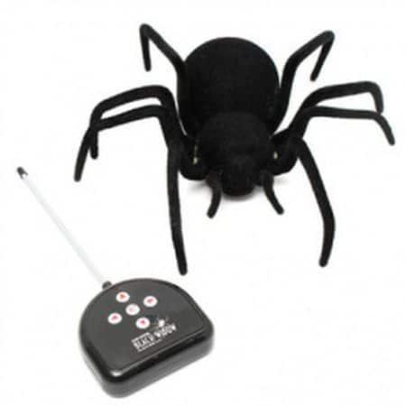 Радиоуправляемый паук, полученный с BangGood