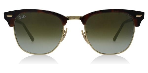Мини-отчёт о покупке очков Ray-Ban Clubmaster в Sunglasses Shop