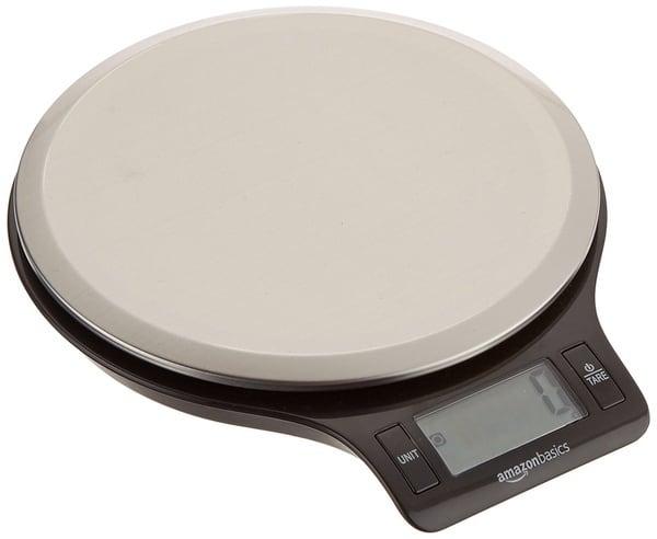 Кухонные весы Amazon Basic