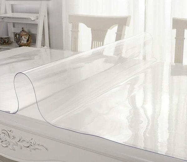 Защитная плёнка для стеклянных столов