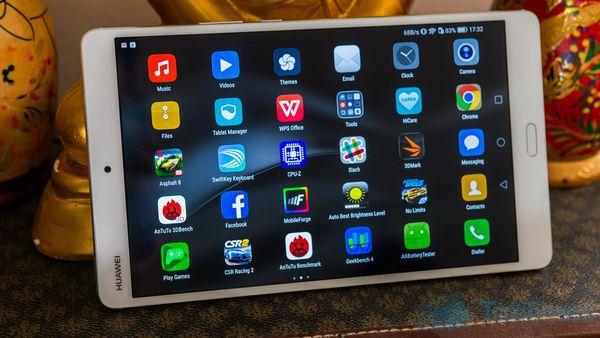 Опыт выгодной покупки планшета Huawei MediaPad на ComputerUniverse