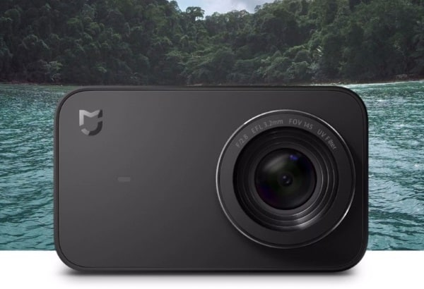 Обзор новой экшн-камеры Xiaomi Mijia