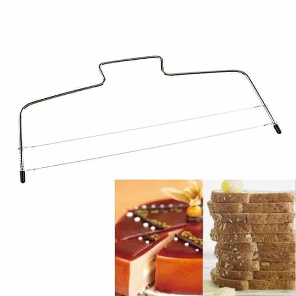 Проволочный нож для тортов и кексов, заказанный на Aliexpress