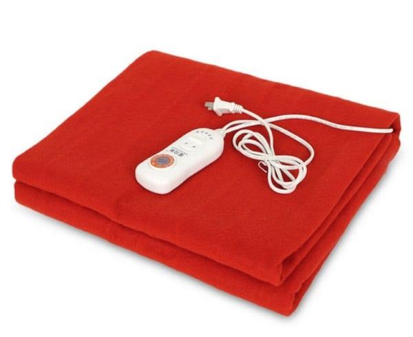 Одеяло с подогревающим вкладышем