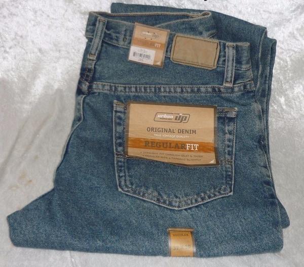 Настоящие американские джинсы с eBay