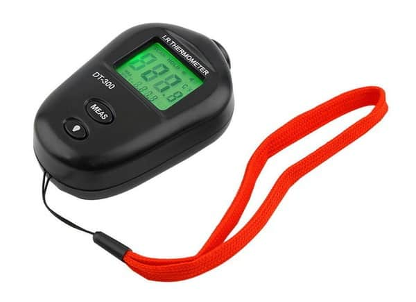 Продвинутый IR-термометр, купленный на eBay