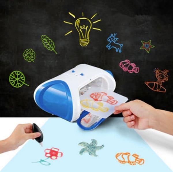 Детский УФ-принтер, заказанный на BangGood