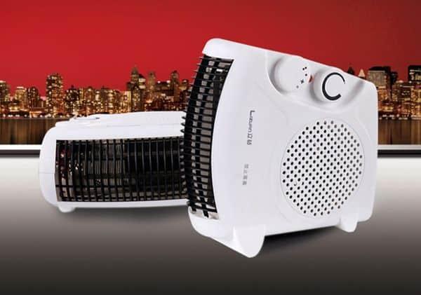 Недорогой тепловой вентилятор, купленный на Aliexpress