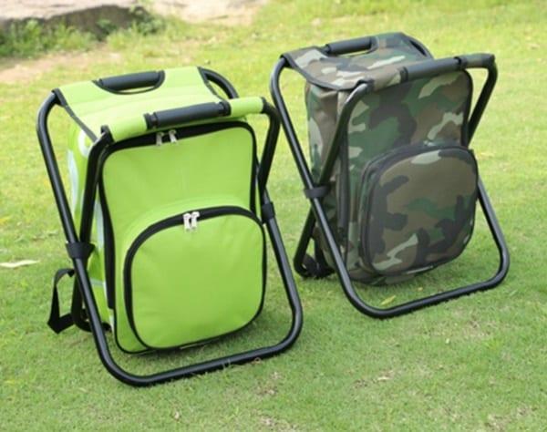 Рюкзак и раскладная сидушка в одном