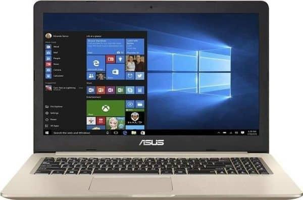 Заказ ноутбука Asus на ComputerUniverse: как это было