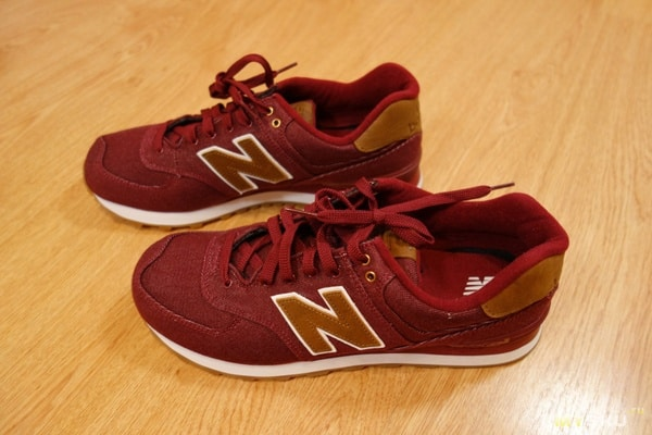Мультиобзор кроссовок New Balance, купленных на 6pm