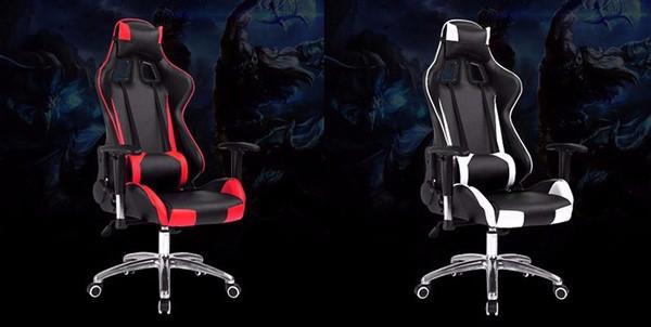 Удобное геймерское кресло с Aliexpress