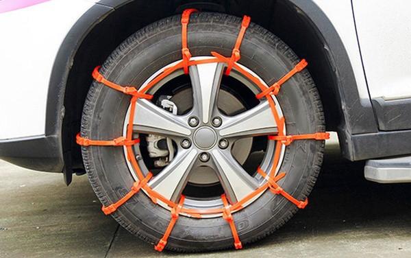 Обзор противобуксовочных стяжек на колёса
