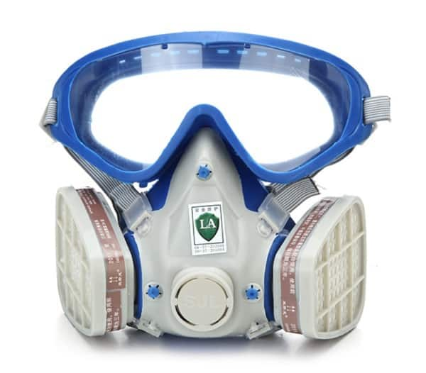 Респираторная маска, заказанная на BangGood