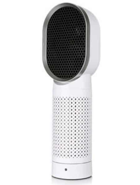 Персональный вентилятор с функцией очистки воздуха