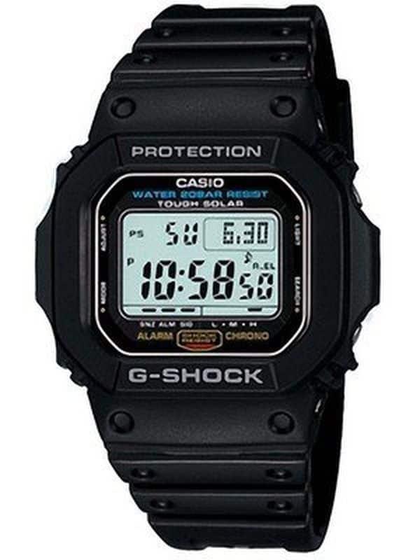 Классические электронные часы Casio G-Shock G-5600E