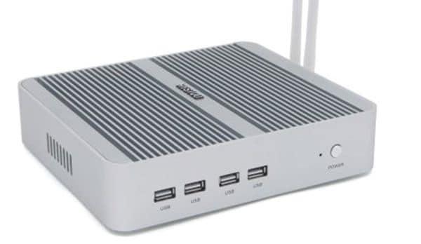 Миниатюрный компьютер Hystou FMP03B, заказанный на FastTech