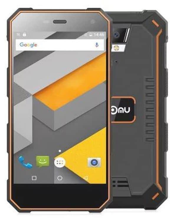 Защищённый смартфон Nomu S10 через год после покупки