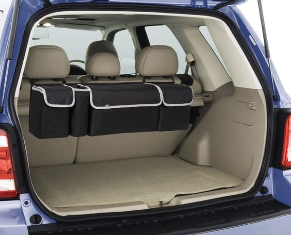 Органайзер вещей для багажника автомобиля
