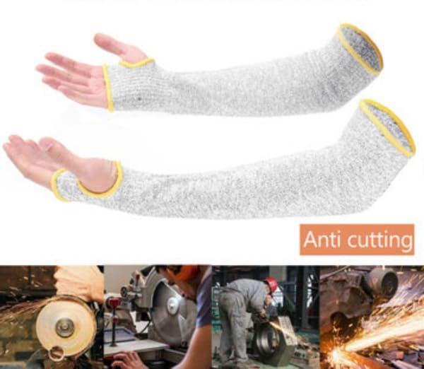 Рукава для защиты от порезов