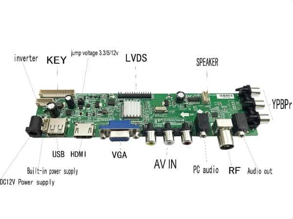Добавление поддержки DVB-T2 для старого телевизора Samsung