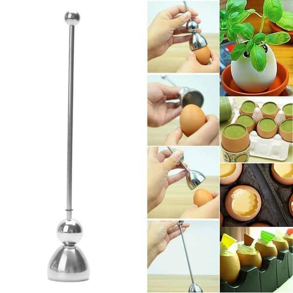 Приспособление для открывания яиц