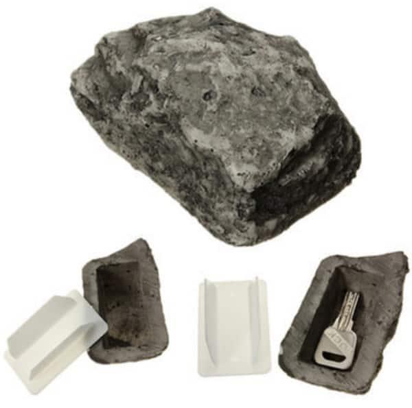 Компактный тайник в виде камня