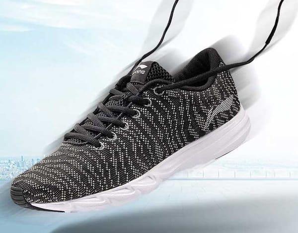 Кроссовки Li-Ning, доставленные с Aliexpress