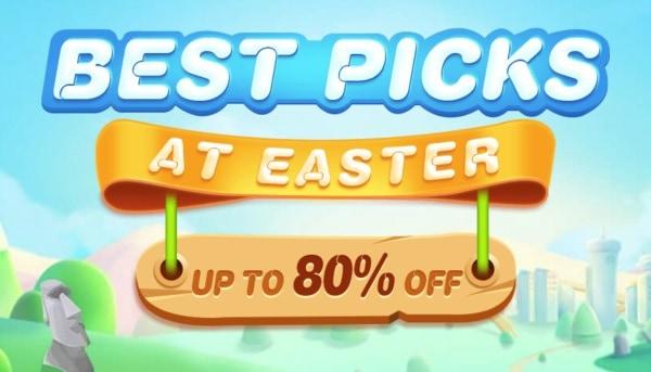 Лучшие скидки в зарубежных интернет-магазинах с 1 по 8 апреля
