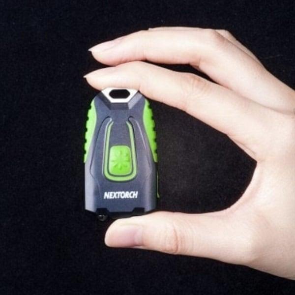 Фонарик-наключник с лазерной указкой Nextorch GL20
