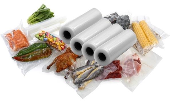 Плёнка для вакуумной упаковки продуктов
