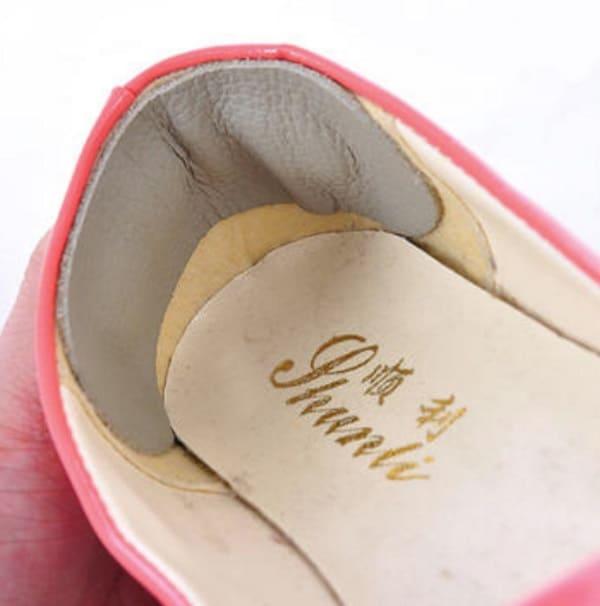 Насадка в обувь для защиты ног от натирания