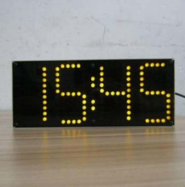 Комплект для сборки LED-часов