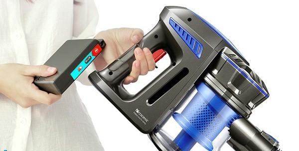 Автономный пылесос на аккумуляторе Proscenic P8