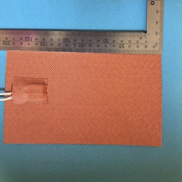 Термопластинка для подогрева картера