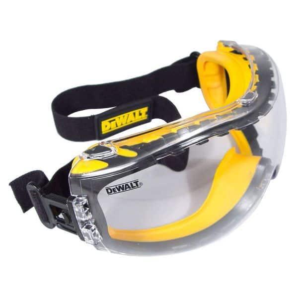 Рабочие очки Dewalt, купленные на Amazon