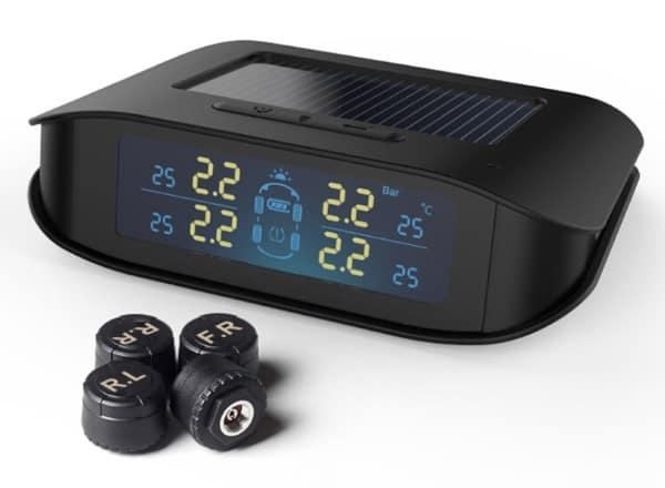 Набор для беспроводного мониторинга давления в шинах