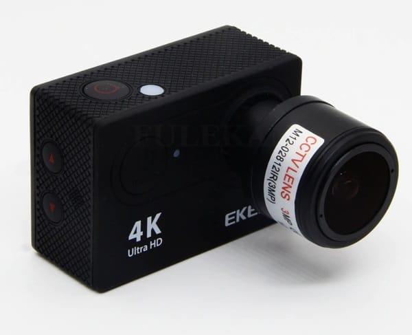 Внешний объектив для экшн-камер