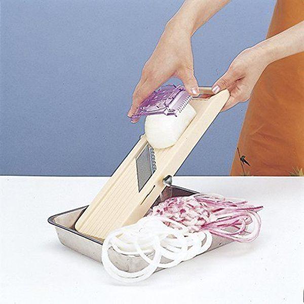 Японская ломтерезка Benriner, купленная на Ebay