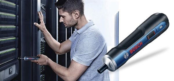 Электрическая отвёртка Bosch Go
