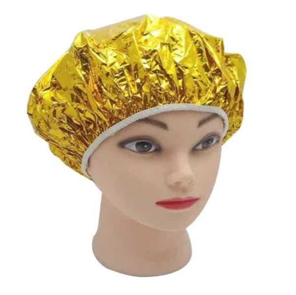 Шапочка из фольги для защиты окрашенных волос и не только