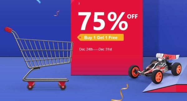 Лучшие скидки в зарубежных интернет-магазинах с 30 декабря по 6 января