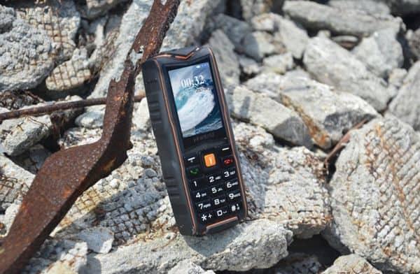 Защищённый телефон VKWorld New Stone V3