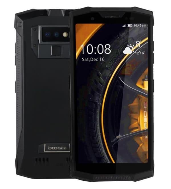 Защищённый смартфон Doogee S80 с BangGood