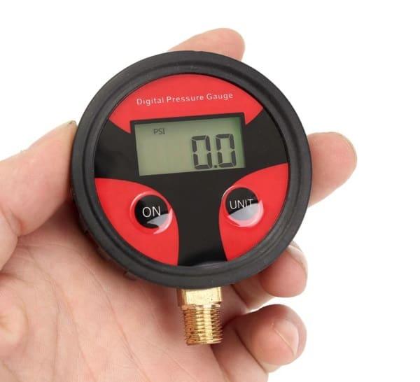 Компактный прибор для измерения давления