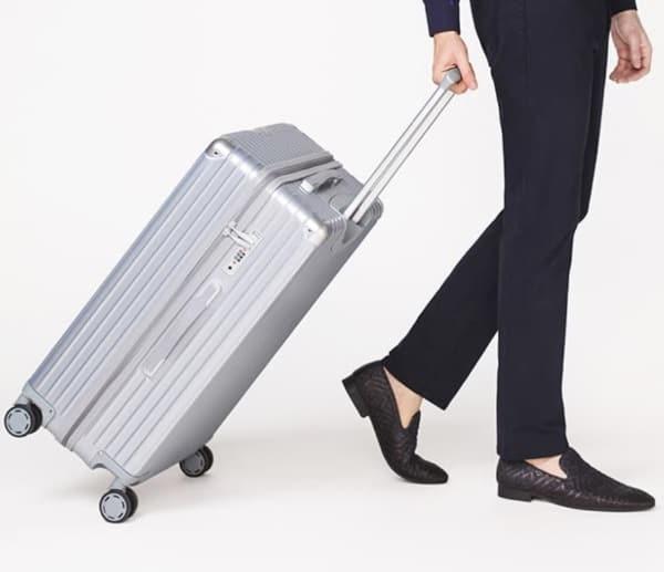 Дорожный чемодан Latit, купленный на JD