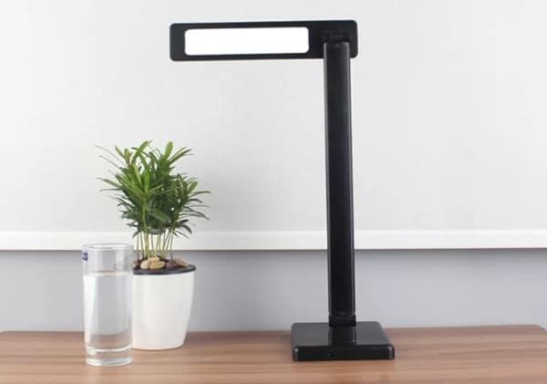 Настольная LED-лампа, купленная на BangGood
