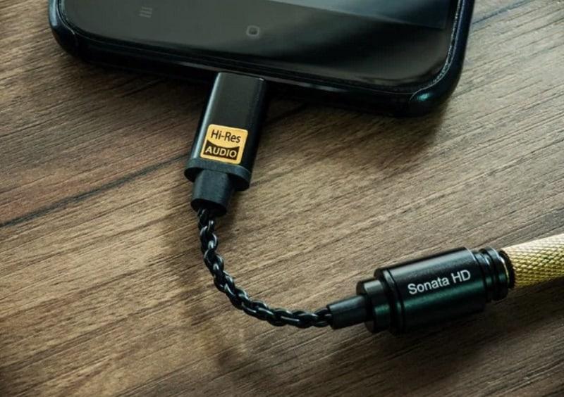 Портативный ЦАП TempoTec Sonata HD
